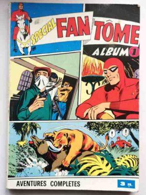 LE FANTOME (spécial) 1e série ALBUM 1 (N° 48-49-50) REMPARTS 1967