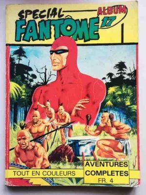 LE FANTOME (spécial) 1e série ALBUM 17 (N° 86-87-88) REMPARTS 1971