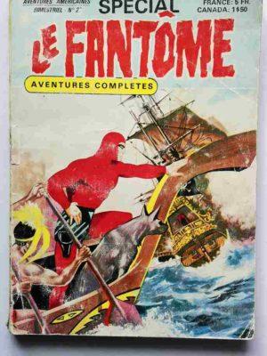 LE FANTOME (spécial) 3e série N° 22 La ville-jungle – REMPARTS 1979