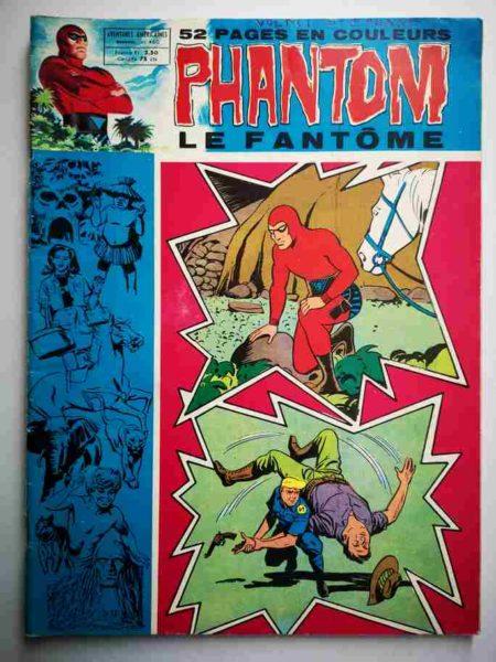 BD Le Fantôme N° 460 Diana, reine des forêts - Raoul et Gaston - Lee Falk