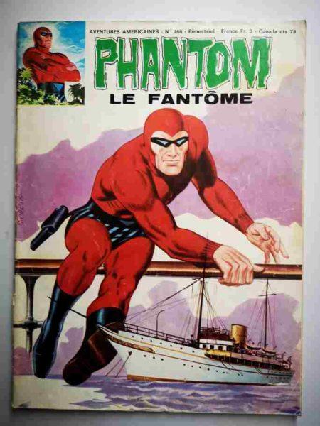 BD Le Fantôme N° 466 Diana, parachutiste - Lee Falk - Flash Gordon