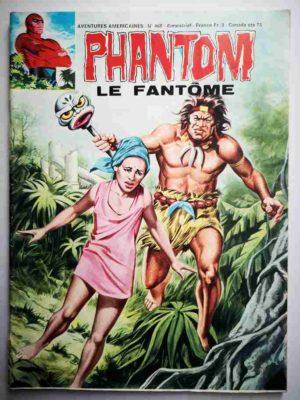 BD Le Fantôme N° 468 L'étoile du Bengale - Lee Falk - Rip Kirby