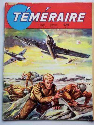 TEMERAIRE (1E SERIE) N°39 TOMIC – Pilar Santos – ARTIMA 1961