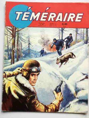 TEMERAIRE (1E SERIE) N°40 TOMIC (Raid en Norvège) Pilar Santos – ARTIMA 1962