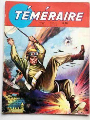 TEMERAIRE (1E SERIE) N°45 TOMIC (Abattu sur Hambourg) Pilar Santos – ARTIMA 1962