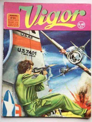 VIGOR N°95 Coup double – ARTIMA 1961