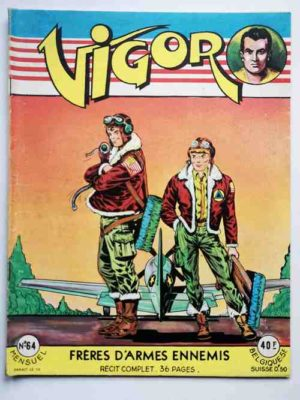VIGOR N°64 Frères d'armes ennemis – ARTIMA 1959