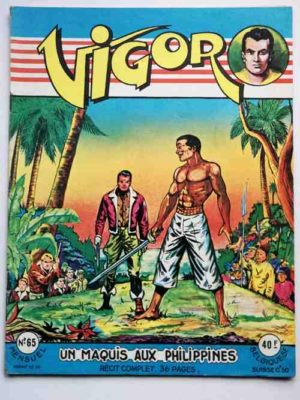 VIGOR N°65 Un maquis aux Philippines – ARTIMA 1959