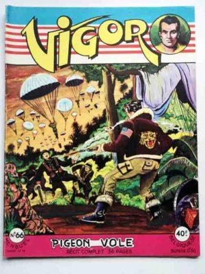 VIGOR N°66 Pigeon Vole – ARTIMA 1959