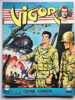 VIGOR N°78 Cuisine Chinoise – ARTIMA 1960