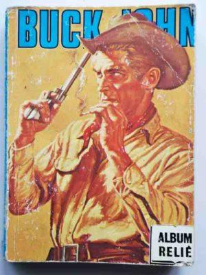 BUCK JOHN (IMPERIA) ALBUM 95 (N° 597-598-599-600)