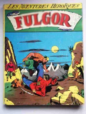 FULGOR Album relié (N°19-20-21-22-23-24) Artima 1957