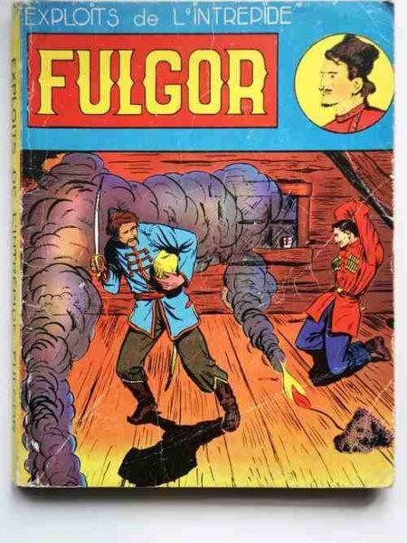 FULGOR Album relié (N°25-26-27-28-29-30) Le cosaque de la Volga - Marc Airain