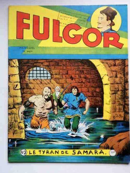FULGOR (Artima) N°2 Le tyran de Samara