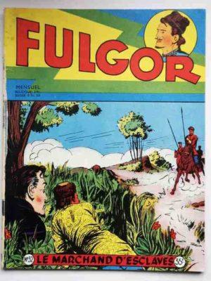 FULGOR N°32 Le marchand d'esclaves (Artima 1957)