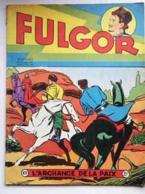 FULGOR N°17 L'archange de la paix (Artima 1956)