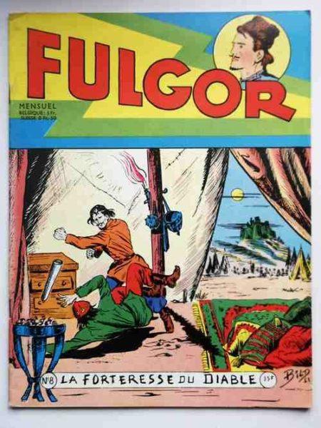FULGOR N°8 La forteresse du diable (Bild) Marc du réseau Marianne (Liquois)