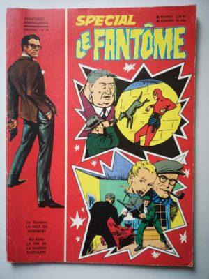 LE FANTOME (spécial) 1e série N° 97 La nuit du jugement – REMPARTS 1972