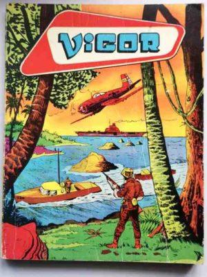 VIGOR ALBUM (N°55-56-57-58-59-60) Bob Corton – Giordan – ARTIMA 1958
