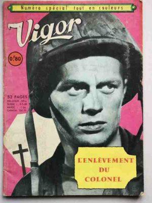 VIGOR Numéro Spécial – L'enlèvement du colonel (Aredit 1968)