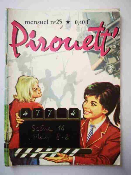BD PIROUETT N°25 La star - IMPERIA 1964