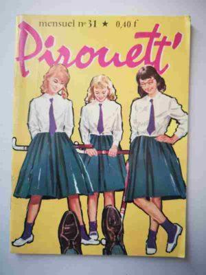 PIROUETT N°31 Les trio Talbot – IMPERIA 1965