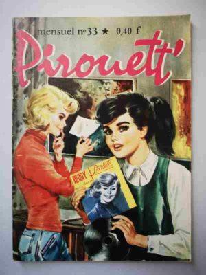PIROUETT N°33 Lana, enfant de la balle – IMPERIA 1965