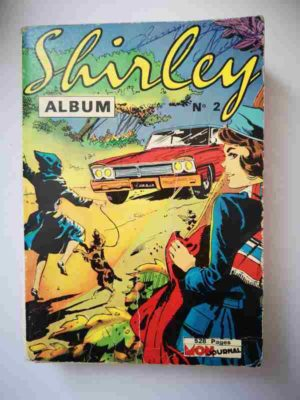 SHIRLEY ALBUM 2 (N°5-6-7-8) MON JOURNAL 1964