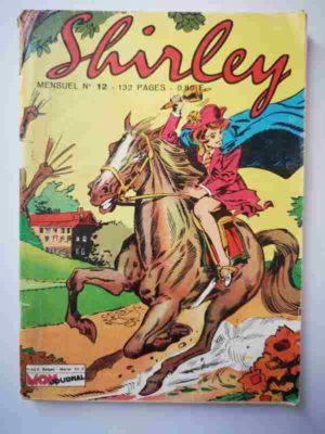 SHIRLEY N°12 Les deux rivales – MON JOURNAL 1964