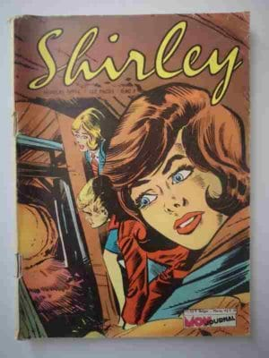 SHIRLEY N°14 La croisade – MON JOURNAL 1964