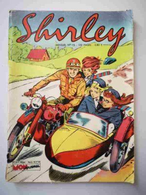 SHIRLEY N°18 Détective – MON JOURNAL 1964