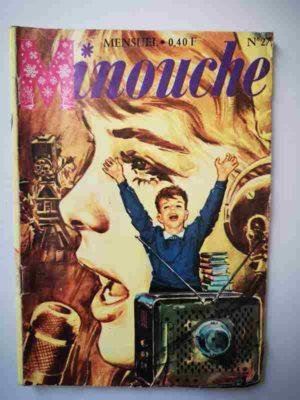 MINOUCHE n°27 La gagnante (IMPERIA 1964)