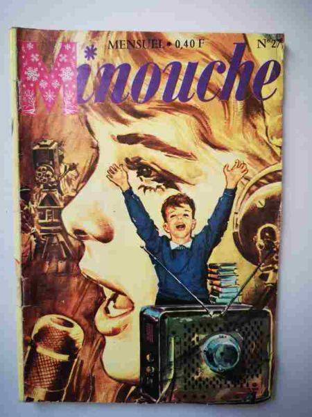 BD MINOUCHE n°27 La gagnante (IMPERIA 1964)