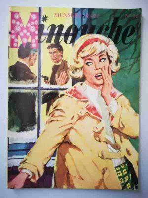 MINOUCHE n°34 La Petite sauvage (IMPERIA 1965)