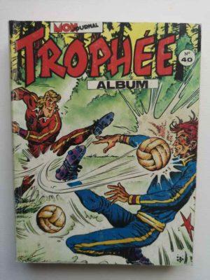 TROPHEE ALBUM 40 (N°63-79-87) MON JOURNAL