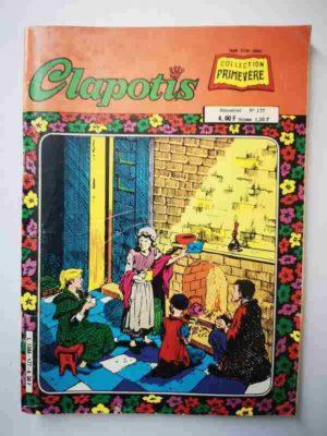 CLAPOTIS N°177 Un cœur d'or – AREDIT 1983