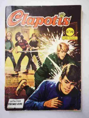 CLAPOTIS N°30 Puck – Les manœuvres – AREDIT 1968