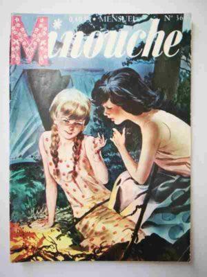MINOUCHE n°36 Le sosie (IMPERIA 1965)