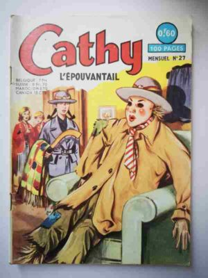 CATHY N°27 – L'épouvantail – ARTIMA 1964