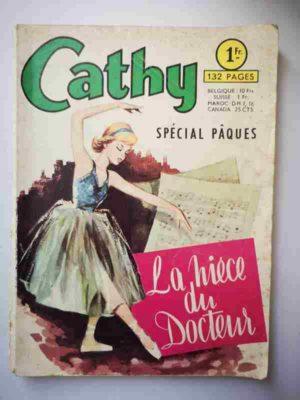 CATHY (spécial) La nièce du docteur – ARTIMA 1965